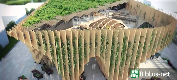 Expo 2015 architettura: il padiglione della Francia